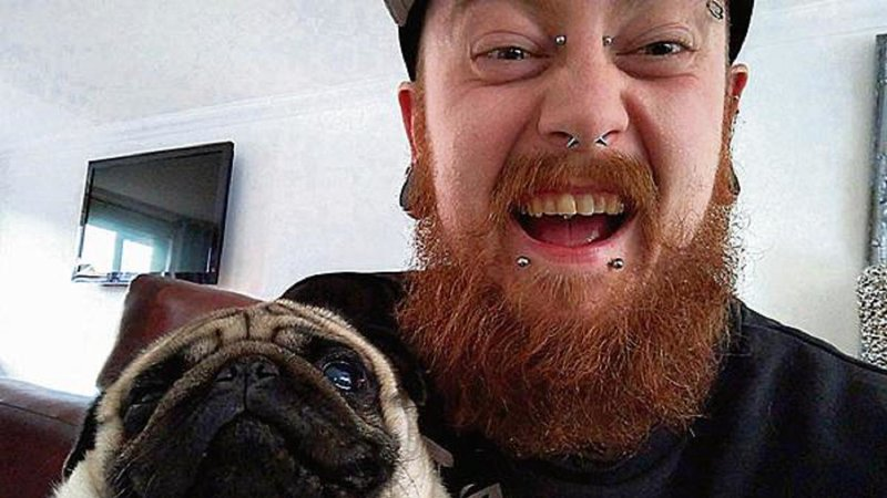 Prosecutors accuse comedian of colluding with his DOG to gas football stadiums